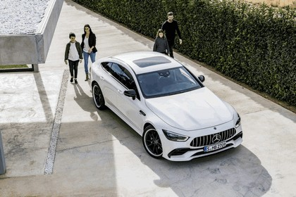 2018 Mercedes-AMG GT 4-door coupé 20