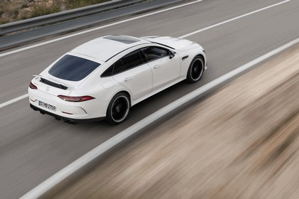 2018 Mercedes-AMG GT 4-door coupé 38