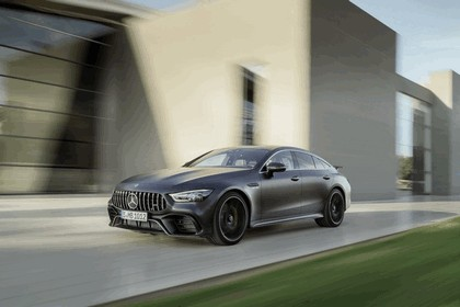 2018 Mercedes-AMG GT 4-door coupé 48