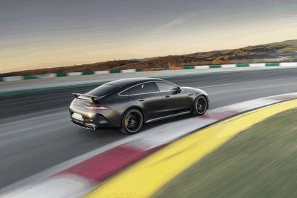 2018 Mercedes-AMG GT 4-door coupé 54