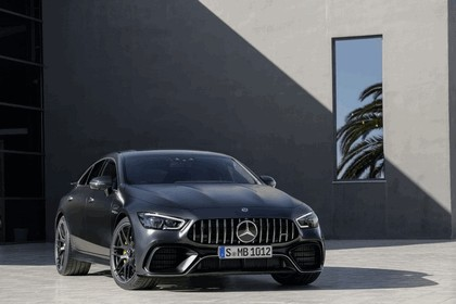 2018 Mercedes-AMG GT 4-door coupé 58
