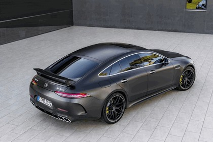 2018 Mercedes-AMG GT 4-door coupé 59