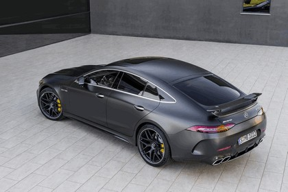 2018 Mercedes-AMG GT 4-door coupé 60