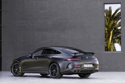 2018 Mercedes-AMG GT 4-door coupé 62