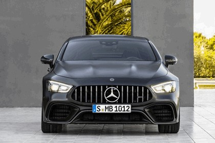 2018 Mercedes-AMG GT 4-door coupé 63