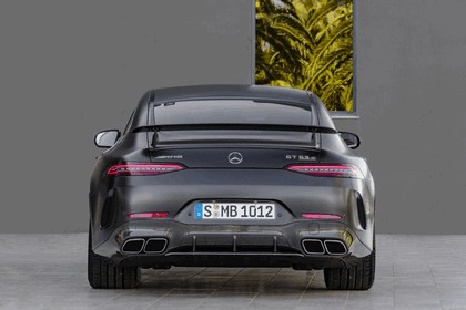 2018 Mercedes-AMG GT 4-door coupé 64