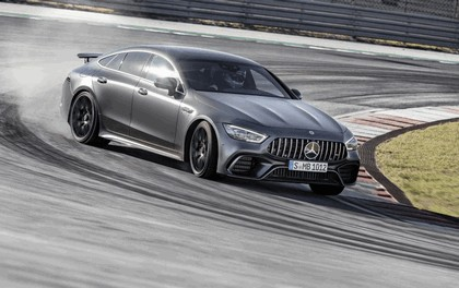 2018 Mercedes-AMG GT 4-door coupé 66