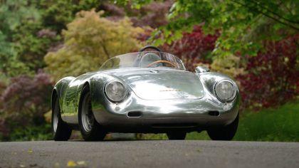 1958 Porsche 550A Spyder 5