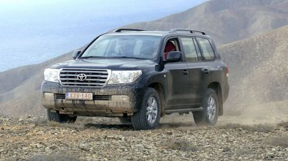 2007 Toyota Land Cruiser 6