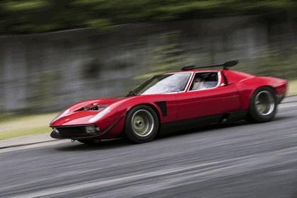 1976 Lamborghini Miura SVR 3