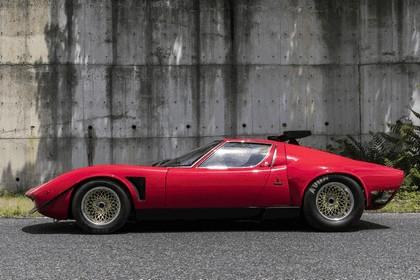 1976 Lamborghini Miura SVR 4