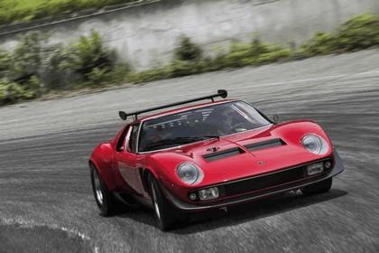 1976 Lamborghini Miura SVR 11