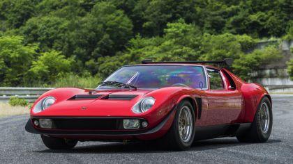 1976 Lamborghini Miura SVR 7