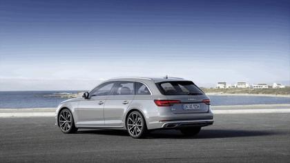 2018 Audi A4 Avant 8
