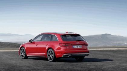 2018 Audi A4 Avant 17