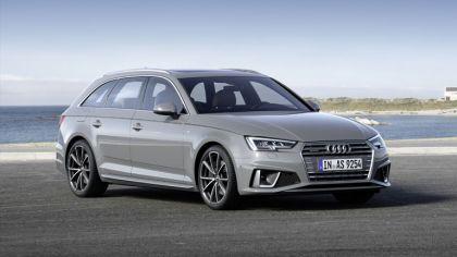 2018 Audi A4 Avant 5