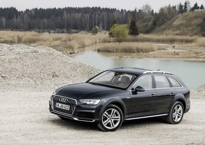 2018 Audi A4 allroad quattro 2.0 TFSI quattro 2
