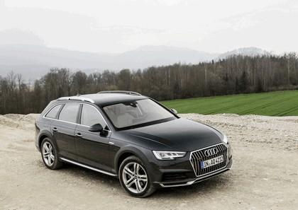 2018 Audi A4 allroad quattro 2.0 TFSI quattro 3