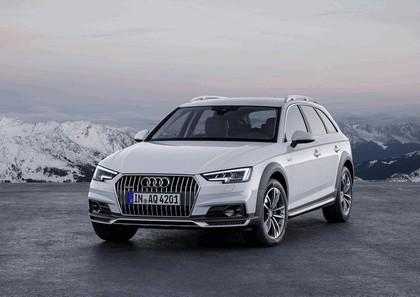 2018 Audi A4 allroad quattro 2.0 TFSI quattro 6