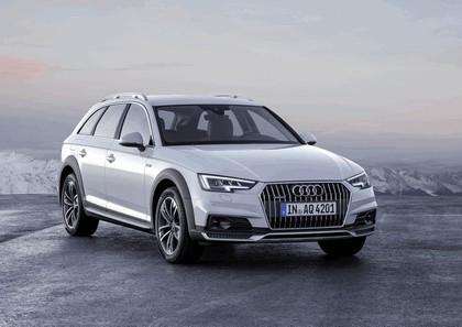 2018 Audi A4 allroad quattro 2.0 TFSI quattro 10