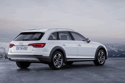 2018 Audi A4 allroad quattro 2.0 TFSI quattro 11