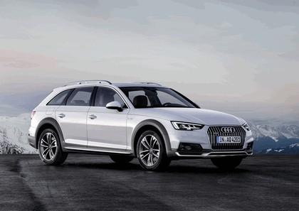 2018 Audi A4 allroad quattro 2.0 TFSI quattro 16