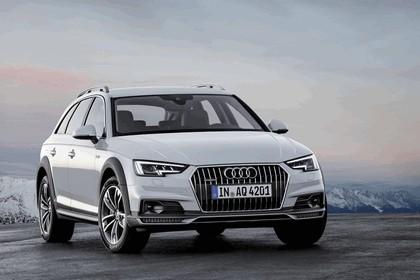 2018 Audi A4 allroad quattro 2.0 TFSI quattro 17