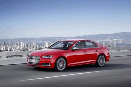 2018 Audi S4 3.0 TFSI quattro tiptronic 8