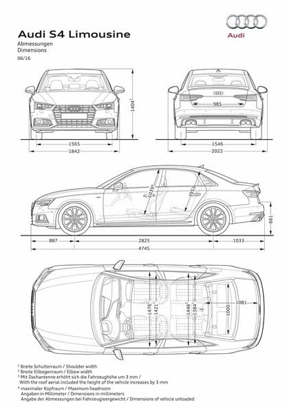 2018 Audi S4 3.0 TFSI quattro tiptronic 49