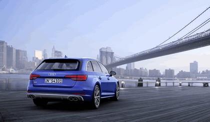 2018 Audi S4 Avant 3.0 TFSI quattro tiptronic 9