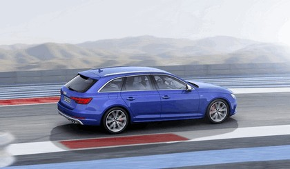 2018 Audi S4 Avant 3.0 TFSI quattro tiptronic 12