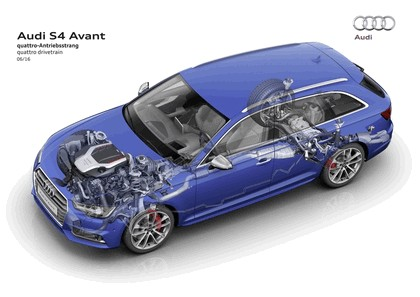2018 Audi S4 Avant 3.0 TFSI quattro tiptronic 39