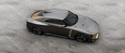 2018 Nissan GT-R50 by Italdesign 1