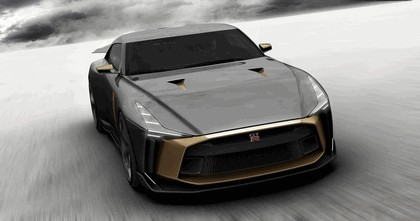 2018 Nissan GT-R50 by Italdesign 4