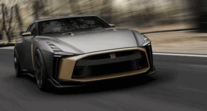 2018 Nissan GT-R50 by Italdesign 11