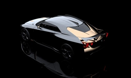 2018 Nissan GT-R50 by Italdesign 14
