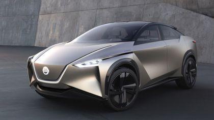 2018 Nissan IMx KURO concept 8