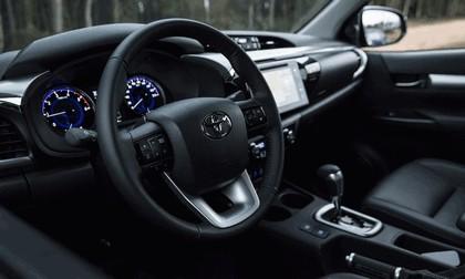 2018 Toyota Hilux Invincible 50 Chrome Edition 8