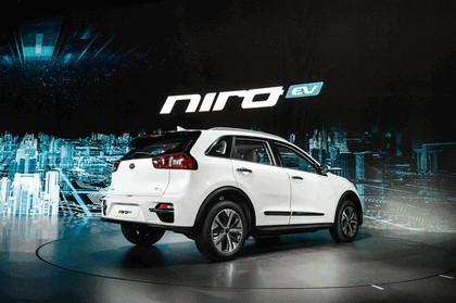 2018 Hyundai Niro EV 4