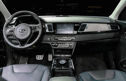 2018 Hyundai Niro EV 8