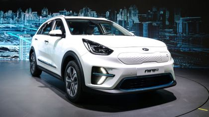 2018 Hyundai Niro EV 1