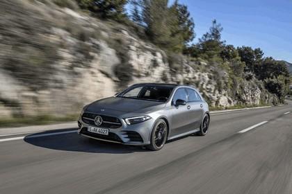 2018 Mercedes-Benz A-klasse 5