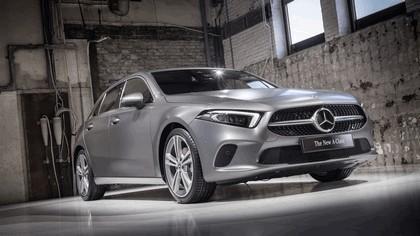 2018 Mercedes-Benz A-klasse 16