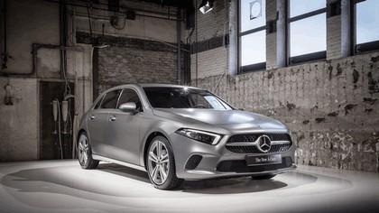 2018 Mercedes-Benz A-klasse 17