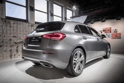 2018 Mercedes-Benz A-klasse 18