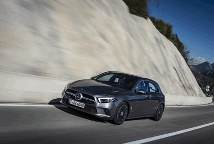 2018 Mercedes-Benz A-klasse 19
