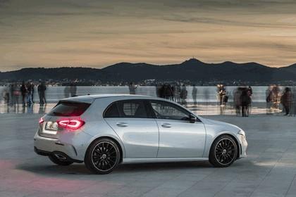 2018 Mercedes-Benz A-klasse 25