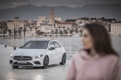 2018 Mercedes-Benz A-klasse 27