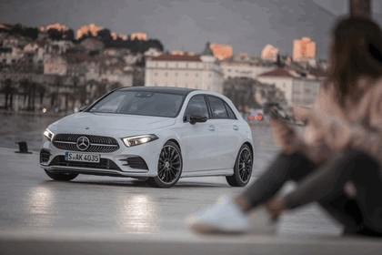 2018 Mercedes-Benz A-klasse 28