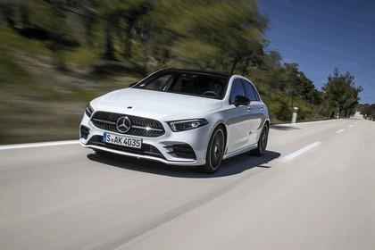 2018 Mercedes-Benz A-klasse 30
